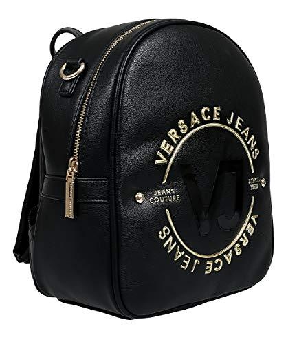 Versace EE1VTBBHC E899 Black Backpack for Womens
