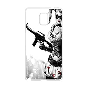 Personlised Printed Harley Quinn Phone Case For Samsung Galaxy Note 4 N9100 EY5C02698