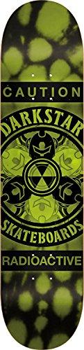 Darkstar Radioactive Deck, 8.25, Army Green by Darkstar