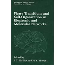 Phase Transitions and Self-Organization in Electronic and Molecular Networks (Fundamental Materials Research)