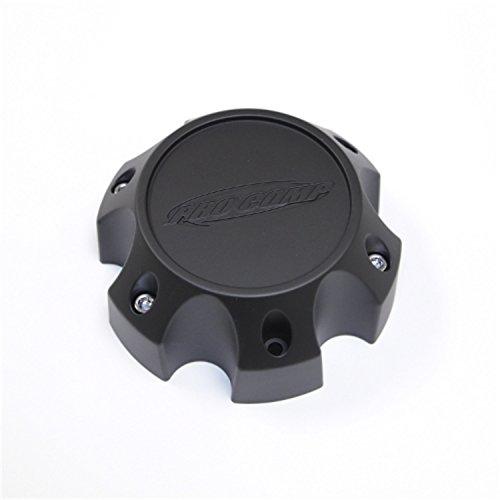 Pro Comp Wheels 703165500 Center Cap Flat Black FinishCap Style: ScrewFits Wheel Series 7031/7032 Style w/PN Ending in 36/83 Center Cap