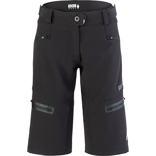 iXS Sever 6.1 Shorts - Women's Black, 42 by IXS