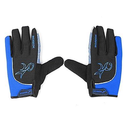 Alamor Touch Screen Handschuhe f/ür Motorrad Roller Bike Cycling Sking Climbing Running M Blau