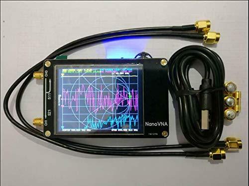 HF VHF UHF UV VNA Vector Network Analyzer Antenna Analyzer + 2.8