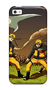 Anne C. Flores's Shop Christmas Gifts Durable Naruto With Rasenshuriken Back Case/cover For Iphone 5c 6513604K13733284