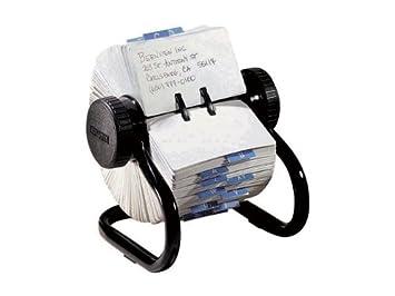 Roldex rotary business card file with 500 card capacity 102x57mm roldex rotary business card file with 500 card capacity 102x57mm each colourmoves