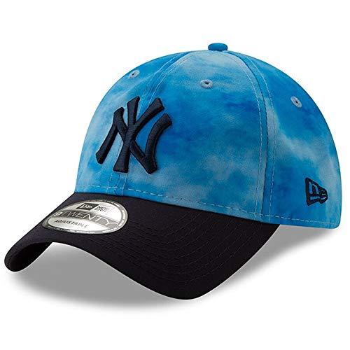 New Era Men's New York Yankees Blue/Navy 2019 Father's Day 9TWENTY Adjustable -
