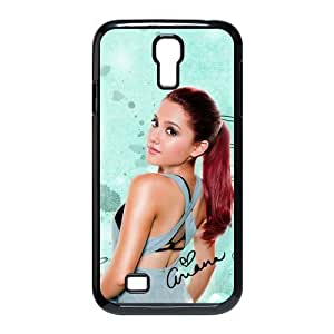 Customize American Famous Singer Ariana Grande Back Case for Samsung Galaxy S4 I9500 JNS4-1694