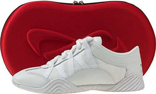 Nfinity Youth Evolution Cheer Shoes, White, 3