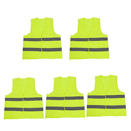 Fluorescent Yellow Visibility Safety Reflective