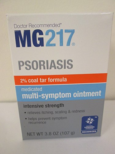 MG 217 Medicated Coal Tar Ointment, 3.8 Ounce,  2 - Tar Coal Ointment