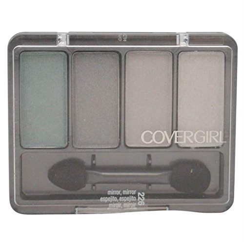 (Cg 4kit Eye Enh #226 Mir Size .19 O Cover Girl Eye Enhancers 4 Kit Eye Shadow Mirror Mirror #226 .19 Oz)