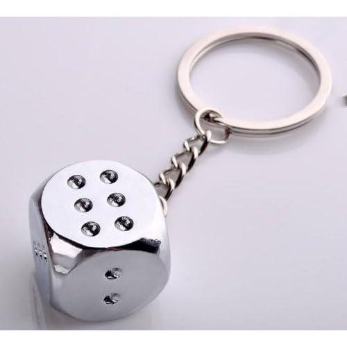 Porte-clefs de Dé à Jouer