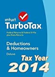 TurboTax Deluxe and State 2014