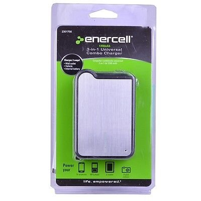Enercell Portable Power Bank - 2