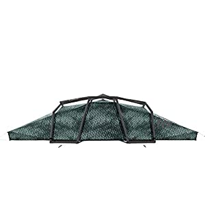 HEIMPLANET Original | Nias Classic Tunnel Tent | Inflatable Tent – Set Up in Seconds | Waterproof Outdoor Camping – 5000Mm Water Column