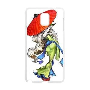 Samsung Galaxy Note 4 Cell Phone Case White muramasa the demon blade Popular games image WOK0514636