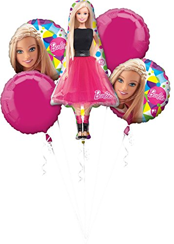 Amscan 3039501 Set Barbie Supershape Foil Balloon for $<!--$7.35-->