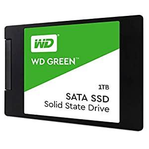 Western Digital WD Green 2.5 inch SATA III Internal Solid State Drive