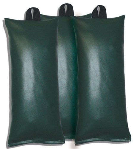 Patient Positioning Sandbags - Set of 3 Sandbags, 7-lb 6'' x 14'', Available in 6 Colors