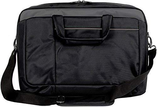 Laptop Case Notebook Bag Briefcase Shoulder Carrying Business Messenger Briefcases for Men and Women Fits 15