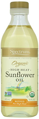 Spectrum Naturals Organic Refined Sunflower
