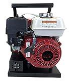 Engine Driven Stick Welder Generator Portable