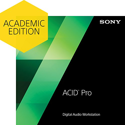 Sony ACID Pro 7 - Academic Version [Download] by Sony