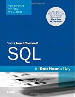 Amazon numbersense how to use big data to your advantage sams teach yourself sql in one hour a day 5th edition fandeluxe Choice Image