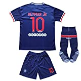 BIRD BOX 2020/2021 Paris Home #7 Neymar Jr Football