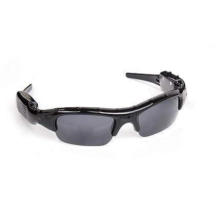 0fa00400af Montar Gafas de Ciclismo Ciclismo al Aire Libre HD 1080 P DV Gafas  Inteligentes Bicicletas Gafas