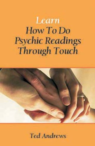 Download Learn How to Do Psychic Readings Through Touch ebook