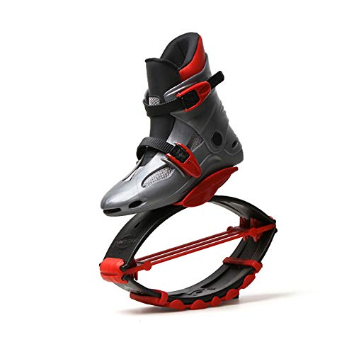Jump Shoes Bounce Anti-Gravity Fitness Jumping Shoes Unisex Children Adult Running Boots,M by H&M Bouncing shoes (Image #2)