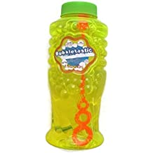 Bubbletastic 8oz. Refill Bottle of Bacon Bubble Solution