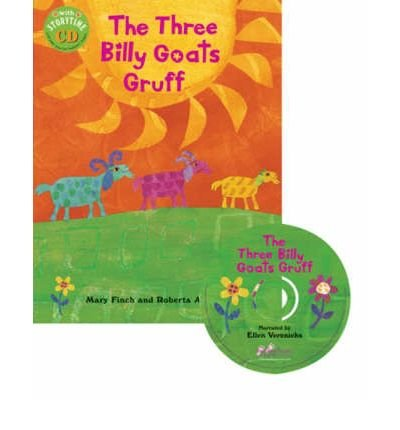Download [ The Three Billy Goats Gruff [With CD] ] By Finch, Mary ( Author ) [ 2007 ) [ Paperback ] PDF