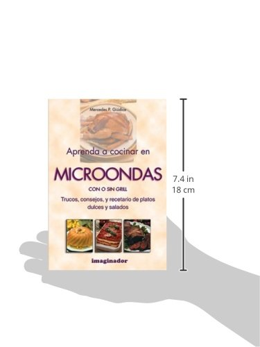 Aprenda a cocinar en microondas / Learn to cook in microwave ...