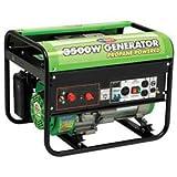All Power America Generator W/ Mobility Kit, 3500w, 6.5 Hp, Propane Powered