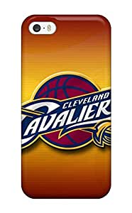 basketball nba cleveland cavaliers logo NBA Sports & Colleges colorful iPhone 5/5s cases