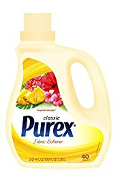 Dial 1738578 Purex Liquid Fabric Softener Tropical Escape 100 oz Bottle (Pack of 4)
