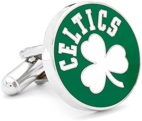 Cufflinks NBA Retro Boston Celtics