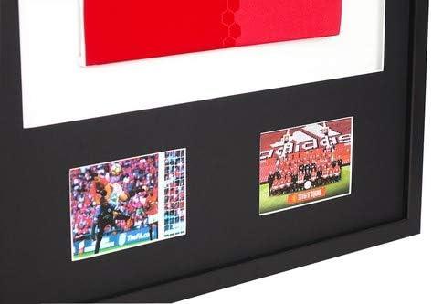 Support Vivarti À faire soi-même monté Sports Shirt Display Frame 0 x 0-Cadre Montage