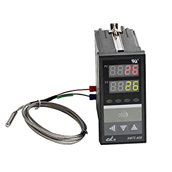 XMTE-808 Relay Output Digital LED Pid Temperature Controller with K Sensor