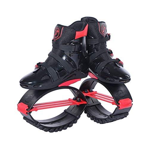 - Mryhpe Unisex Fitness Kangoo Jumps Bounce Shoes Anti-Gravity Running Boots Jumping Shoe,B,XL