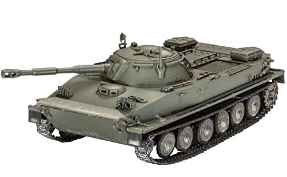 [해외] 독일 레벨 1/72 소비에트 육군 PT-76B 프라모델  03314