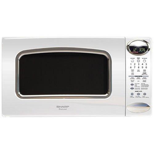 Amazon.com: Sharp r-408jw family-size 1200-watt 1 – 3/5 ...