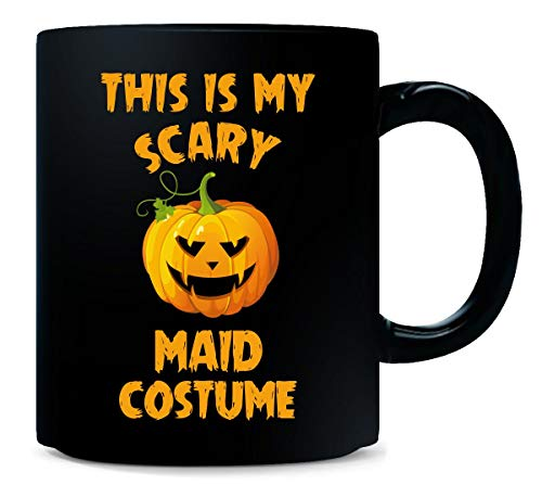 This Is My Scary Maid Costume Halloween Gift