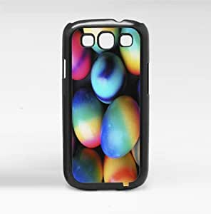 Tie Dye Easter Egg Hard Snap on Phone Case (Galaxy s3 III) by lolosakes