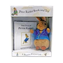 Peter Rabbit Book and Toy by Potter, Beatrix (2006) Hardcover