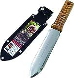 Nisaku NJP650 Hori-Hori Weeding & Digging Knife, Authentic Tomita...