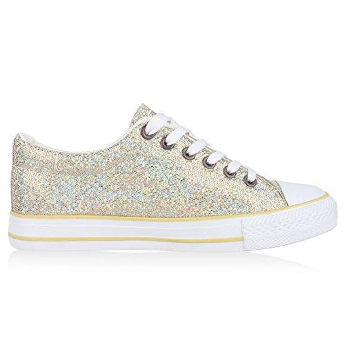 Best-botas para mujer zapatilla zapatillas zapatos de cordones estilo deportivo Gold Nuovo